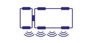 Side Alert Sensors