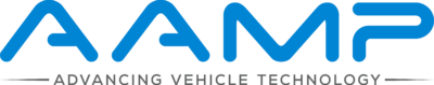 RGB - AAMP Blue logo