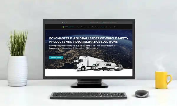 Echomaster New Website