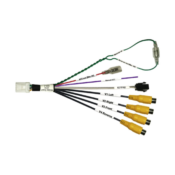 Power Cable - VI-FORD-SYNC-PB